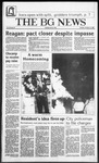 The BG News October 14, 1986