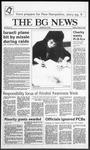 The BG News October 17, 1986