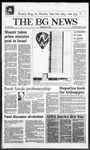 The BG News October 21, 1986