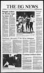 The BG News October 22, 1986