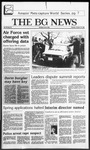The BG News October 28, 1986