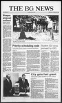 The BG News October 29, 1986