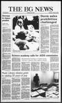 The BG News October 30, 1986