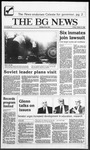 The BG News October 31, 1986