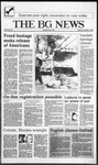 The BG News November 4, 1986