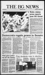 The BG News November 6, 1986