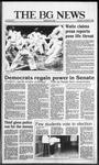 The BG News November 6, 1986