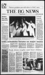 The BG News November 11, 1986
