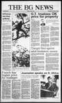 The BG News November 13, 1986
