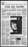 The BG News November 18, 1986