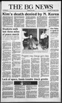 The BG News November 19, 1986