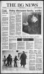 The BG News November 20, 1986