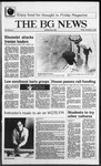 The BG News November 21, 1986