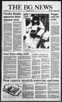 The BG News December 3, 1986