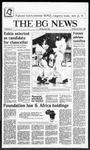The BG News December 9, 1986