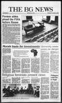The BG News December 10, 1986