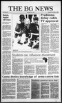 The BG News December 11, 1986