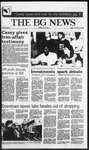 The BG News December 12, 1986