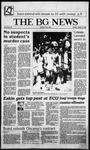 The BG News January 13, 1987