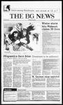 The BG News January 20, 1987