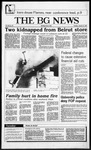 The BG News January 27, 1987