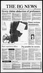 The BG News January 29, 1987