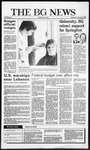 The BG News February 4, 1987