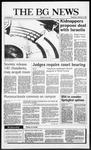 The BG News February 11, 1987