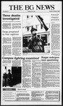 The BG News February 12, 1987