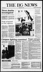 The BG News February 12, 1987