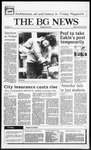 The BG News February 20, 1987