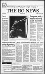 The BG News February 27, 1987