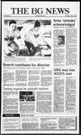 The BG News March 5, 1987