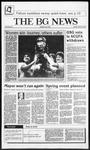 The BG News March 10, 1987