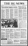 The BG News March 11, 1987