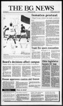 The BG News March 12, 1987