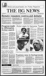 The BG News March 13, 1987