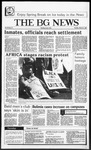 The BG News March 17, 1987