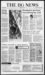 The BG News March 18, 1987