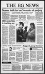 The BG News March 19, 1987