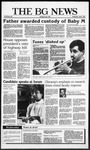 The BG News April 1, 1987
