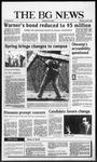 The BG News April 2, 1987