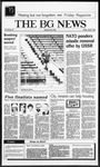 The BG News April 17, 1987