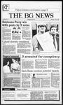 The BG News April 21, 1987
