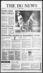 The BG News April 22, 1987