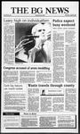 The BG News April 23, 1987