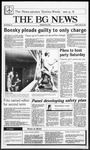 The BG News April 24, 1987