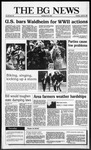 The BG News April 28, 1987