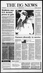 The BG News April 29, 1987