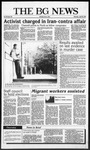 The BG News April 30, 1987